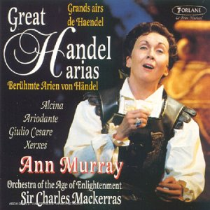 Grands air de haendel [Import anglais]