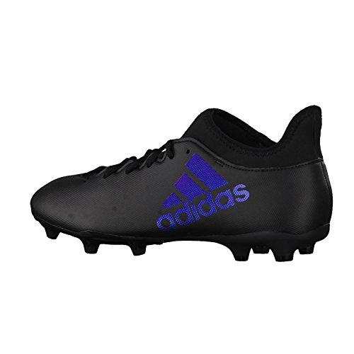 adidas X 73 Fg, Scarpe per Allenamento Calcio Uomo Nero (Core Black/core Black/utility Black)