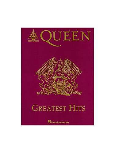 Queen: Greatest Hits (Guitar Recorded Ve...