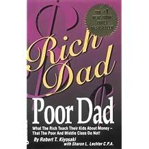Rich Dad, Poor Dad, English edition