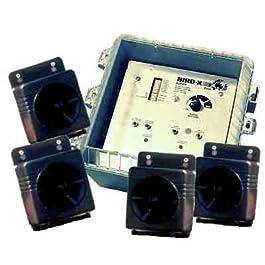 BroadBand Pro – Dissuasori Acustici ed Ultrasuoni – Allontanamento Volatili