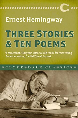 Three Stories and Ten Poems (English Edition)
