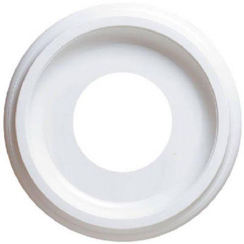 Westinghouse Lighting 77037weiß Deckenventilator Medaillon, 10-in. - Medallion-deckenventilator