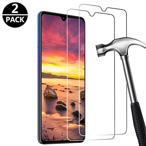 FUMUM Panzerfolie für Huawei Mate 20 Folie Glas,5-Mal Verbesserte Anti-Kratzen Anti-Öl 9H Gehärtetes Glas Schutzfolie für Huawei Mate 20 (6.53