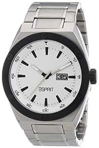 Esprit Herren-Armbanduhr Access Silver silber A.ES101971004