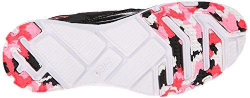 Scarpe Fila di memoria Panache Formazione Black/Diva Pink/Cotton Candy