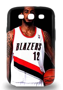 Galaxy Cover Case Specially Made For Galaxy S3 NBA Portland Trail Blazers LaMarcus Aldridge #12