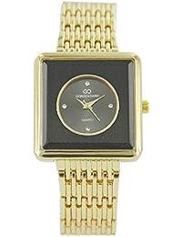 Amazon.es  Amarillo - Relojes de pulsera   Mujer  Relojes 566b84520108