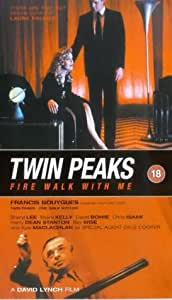 Twin Peaks: Fire Walk With Me [VHS]