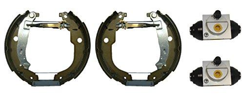 BREMBO K 61 086 Bremsbacken und Zubehör, Set of 2