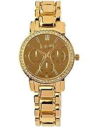Eton Damen-Armbanduhr 3210L-GD
