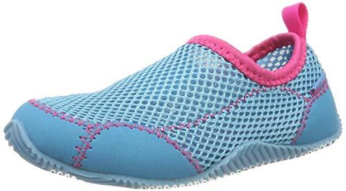 Lico Mädchen Sea Aqua Schuhe, Türkis/Pink, 32 EU -