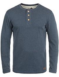 SOLID Toki -T-shirt à manches longues- Homme