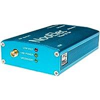 Kit Boîtier en aluminium extrudé, bleu, pour Ham It Up v1.3 Upconverter NESDR et RF pour RTL radio SDR
