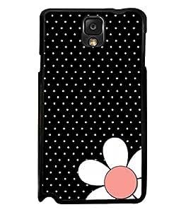 printtech Flower Dots Design Back Case Cover for Samsung Galaxy Note 3 N9000::Samsung Galaxy Note 3 N9002::Samsung Galaxy Note 3 N9005 LTE