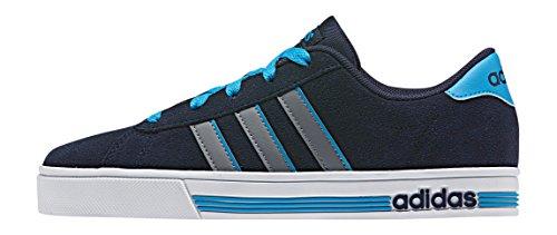 Adidas DAILY TEAM K CONAVY/GREY/SOLBLU