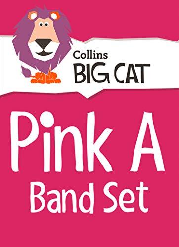 Pink A Band Set: Band 1A/Pink A (Collins Big Cat Sets)
