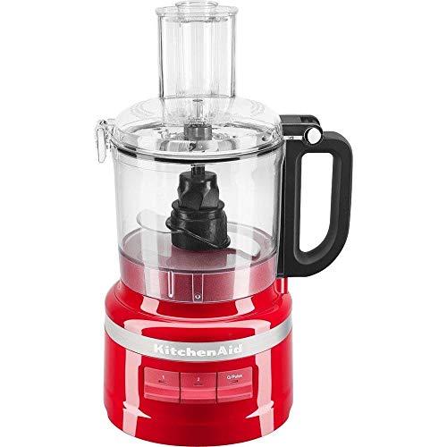 KitchenAid 5KFP0719EER robot da cucina 1,7 L Rosso 250 W