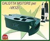CALOTTA CHIUSURA CORPO MOTORE x FOLLETTO VK 121