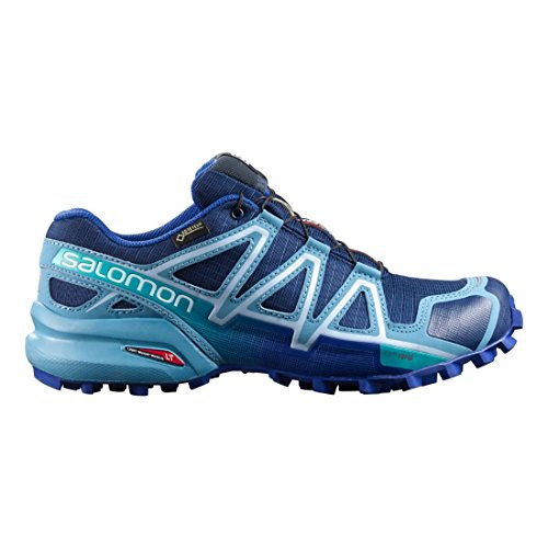 Salomon Speedcross 4, Chaussures de Trail Femme Multi Color