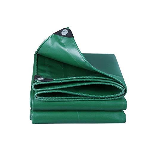 Oveifb Regenschutz-Sonnenschutz-LKW-Segeltuchladung des hölzernen Segeltuches des hölzernen Segeltuchschutzes Sonnenschutzisolierungsabnutzung beständiges Grün (Farbe : A, größe : 2 * 1.5)