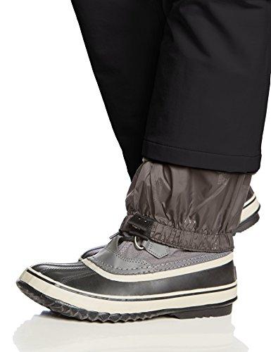 Jack Wolfskin Damen Winter-Softshellhose Activate Black