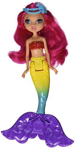Preisvergleich Produktbild Barbie DNG08 - Mini Regenbogen Meerjungfrau, bunt mit Krönchen