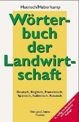 Wörterbuch der Landwirtschaft