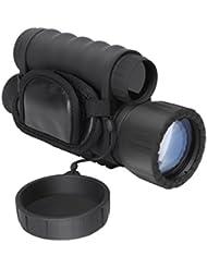 Monocular Nocturna Visión Digital 6x50 LESHP HD 720p Video con 1.5 TFT LCD Dispositivo Digital de Visión Nocturna HD Telescopio Monocular Monocular de Visión Nocturna