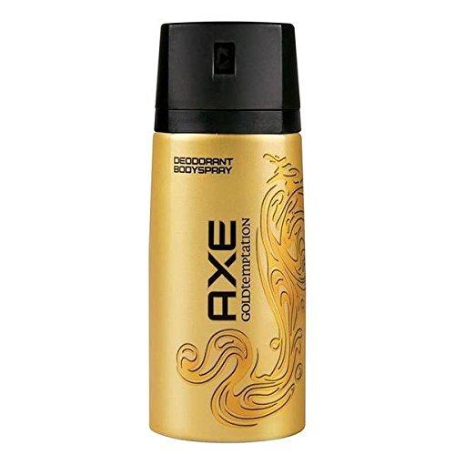 Achse Deodorant Verdampfer Gold Temptation 150ml–(Preis pro Stück)–Schneller und gepflegte
