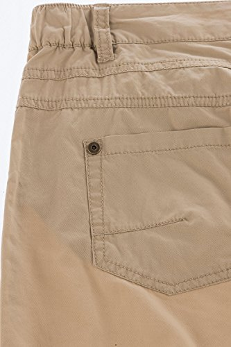 GINA_LAURA Damen Hose | Hose | normale Leibhöhe und bewährter Schnitt | 172217 Sand