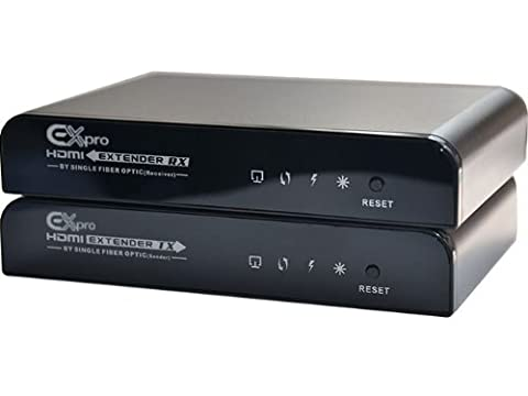 Ex-Pro® AV-Pro Extender HDMI Over Fiber with IR Control
