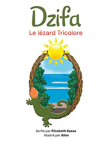 dzifa-le-lezard-tricolore-english-edition