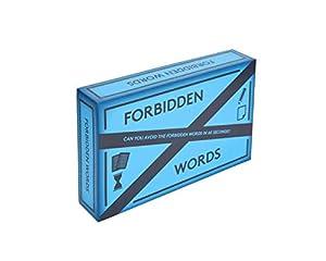 Cartamundi 130008747 Juego de Cartas de Palabras prohibidas,
