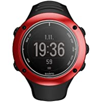 Suunto Ambit2 S Red - Reloj con GPS integrado unisex, color negro/rojo