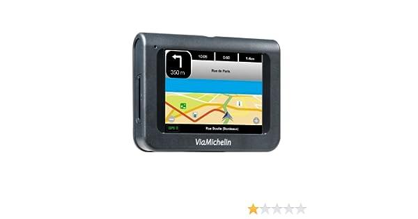TÉLÉCHARGER LOGICIEL GPS VIAMICHELIN X960