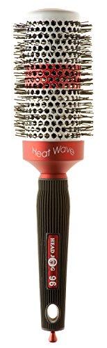 Head Jog 96 Heat Wave Ceramic Brush Black