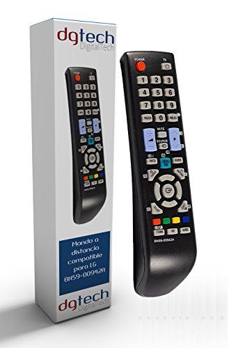 DigitalTech® - Mando sustitución televisores Samsung