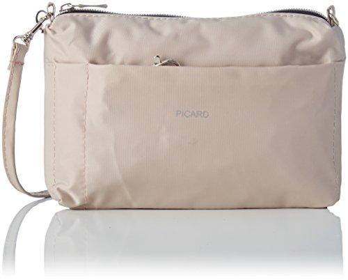Picard Damen Switchbag Umhängetasche, Elfenbein (Perle), 3x15x20 cm -