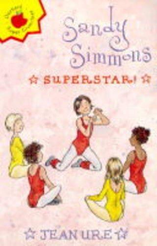 Sandy Simmons, superstar!