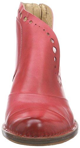 Neosens Rococo 860, Bottes Classiques femme Rouge (Scarlet)
