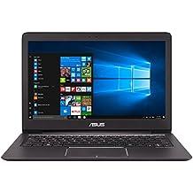 ASUS ZenBook UX330UA-FC300T 13.3-Inch Full HD Display Laptop (Black) - (Intel i7-7500U Processor, 8GB RAM, 256GB SSD, Harman Kardon Speakers, Windows 10)