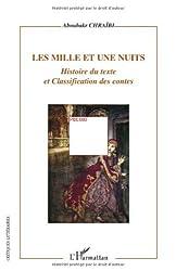 Les Mille et une nuits : Histoire du texte et classification des contes