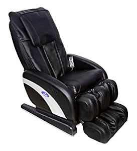 jsb mc02 massage chair full body recliner for home blacksilver