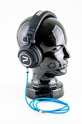 7even Headphone Black/Blue