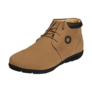 Red Chief RC6060 RUST Men Casual Lace-ups 11 UK