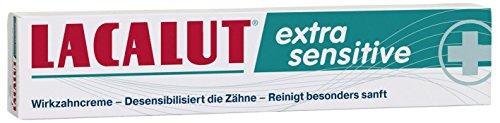 Lacalut extra Sensitiv Zahncreme 75ml