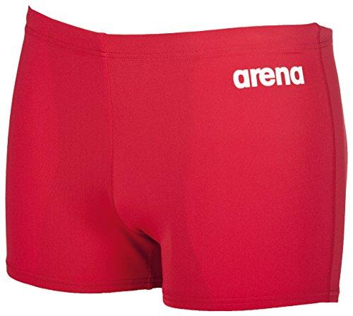 Arena Herren Solid Shorts rot - rot / weiß