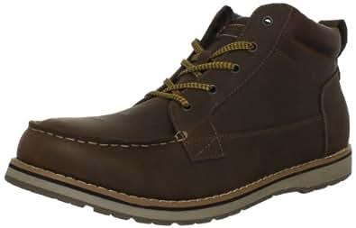 Skechers KeplerRyan 63537 BRN, Herren Chukka Boots, Braun (BRN), EU 39