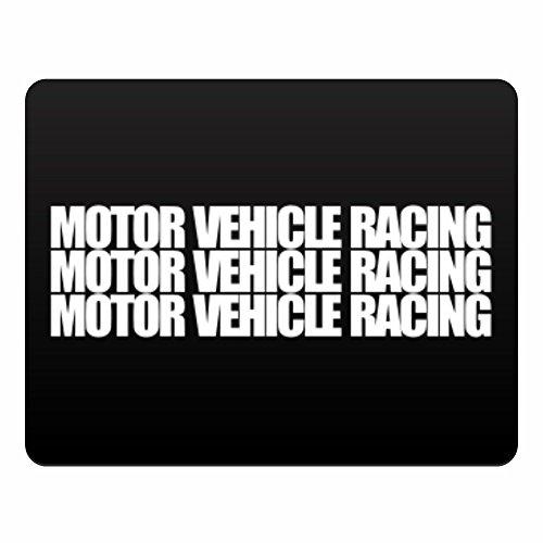 Eddany Motor Vehicle Racing three words - Plastic Acrylic (Racing Horizontale Motoren)